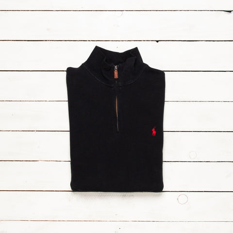 Vintage Ralph Lauren Quarter Zip (XL)