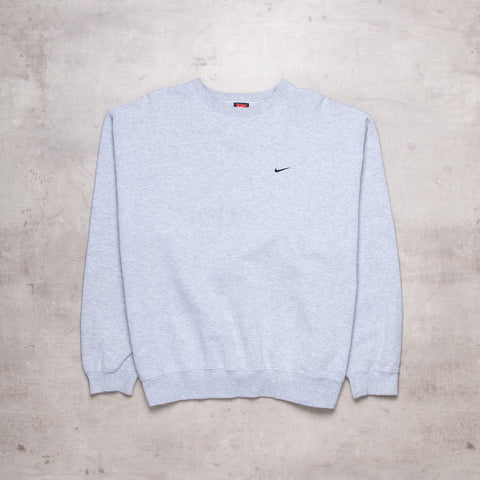 90s Nike Pocket Swoosh Sweat (L)