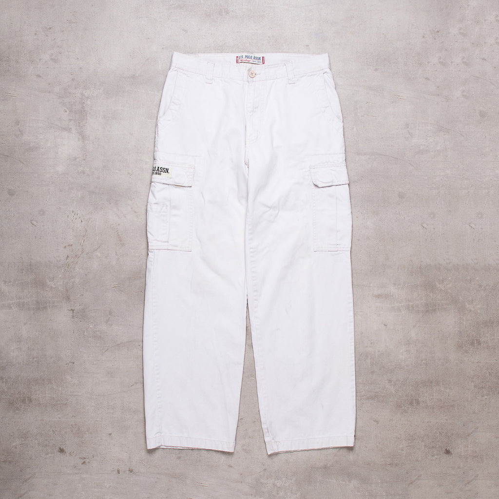 "90s Polo Assn Utility Pants (30"" - 32"")"