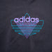 80s Adidas Pastel Spell Out Sweat (M)