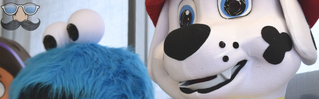 Costume Mascot Rentals Buffalo NY Williamsville WNY Amherst Clarence Parties Characters Cookie Mini Mickey Paw