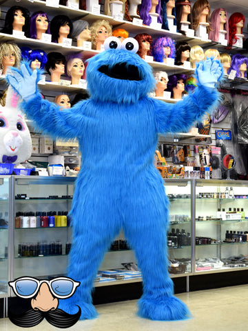 Cookie Blue Monster Rental Characater Buffalo Party WNY