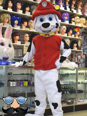 Mascot Costume Rental Paw Dog Patrol Buffalo NY Williamsvile