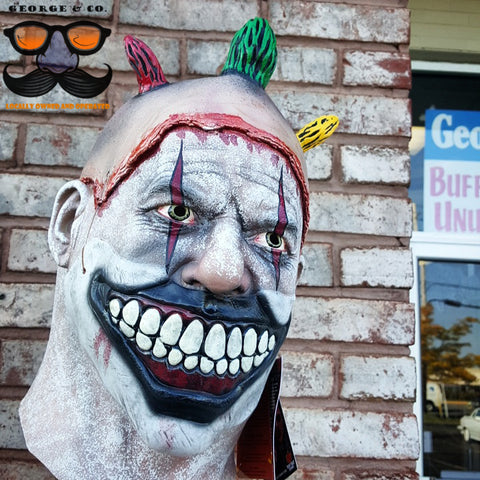 Twisty the Clown Mask American Horror Story AHS FX Clown Masks