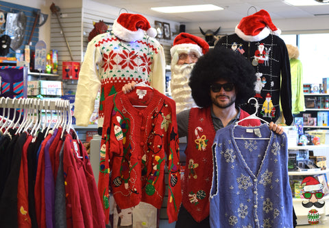 Ugly Christmas Sweaters for Sale Buffalo New York