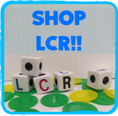 Shop LCR button