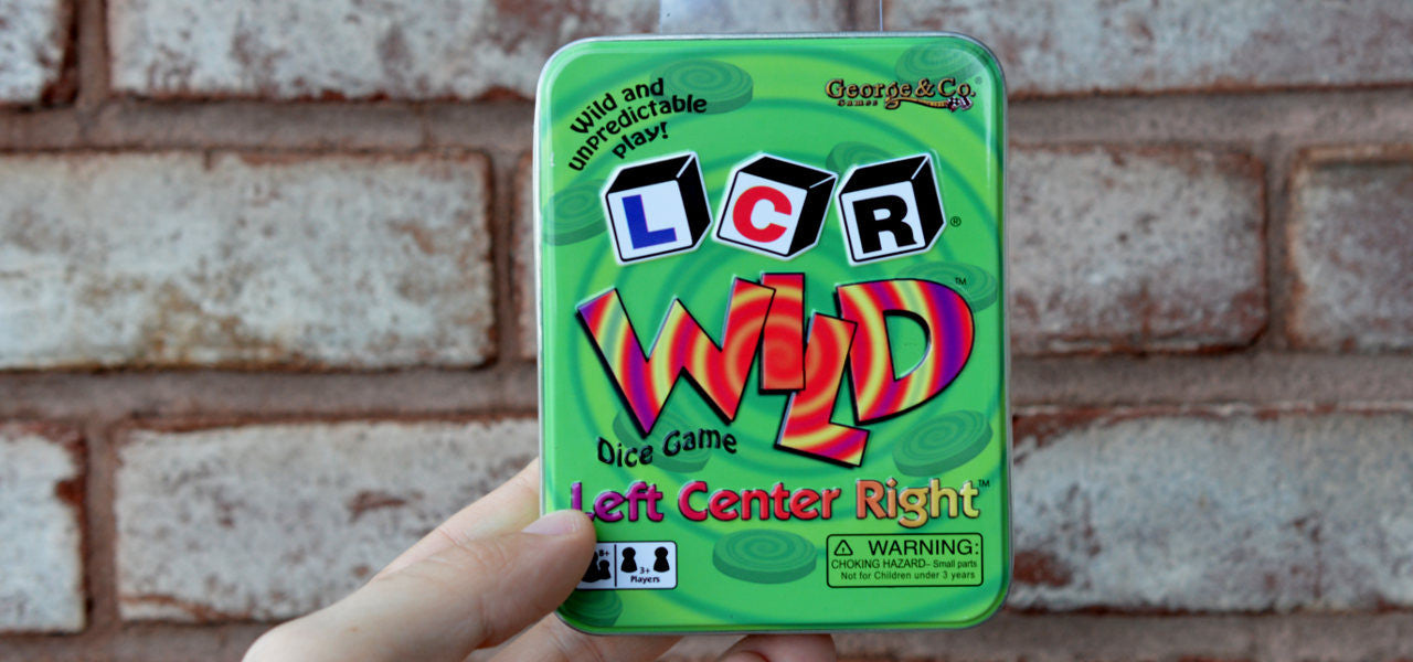 LCR Wild dice game