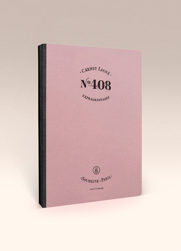 N.408 (RULED) Notebook. A5 size [R]