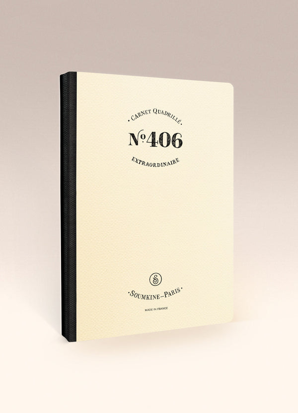 N.406 (GRID) Notebook. Slim / A5 size [C]