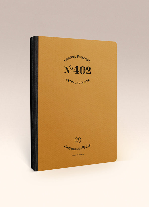 N.402 (Undated Weekly Planner) A5 size [M]