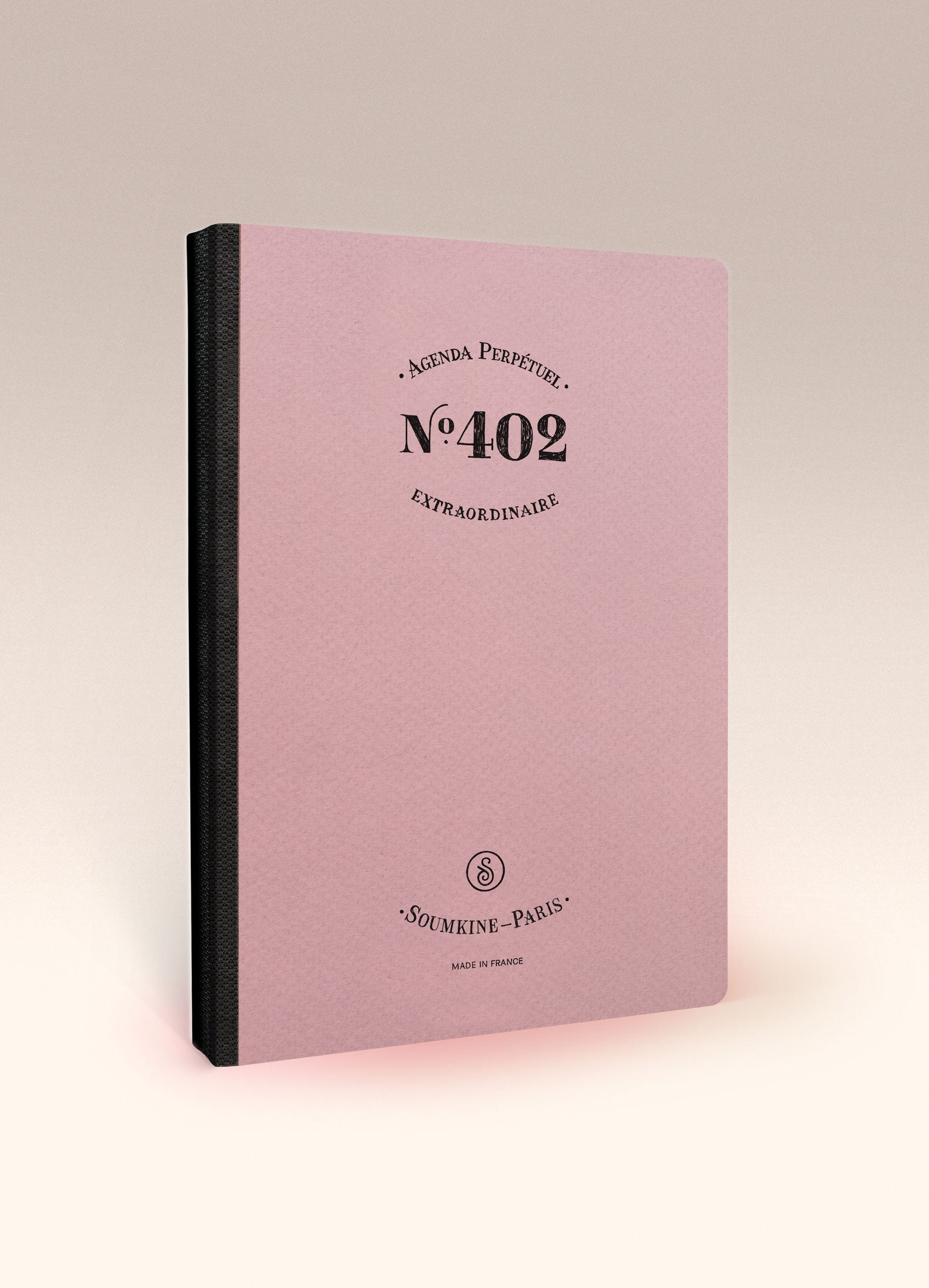 N.402 (Undated Weekly Planner) A5 size [R]