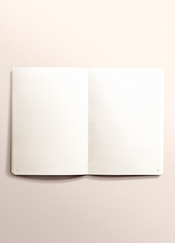 N.405 (DOTTED) Notebook. A5 size [R]