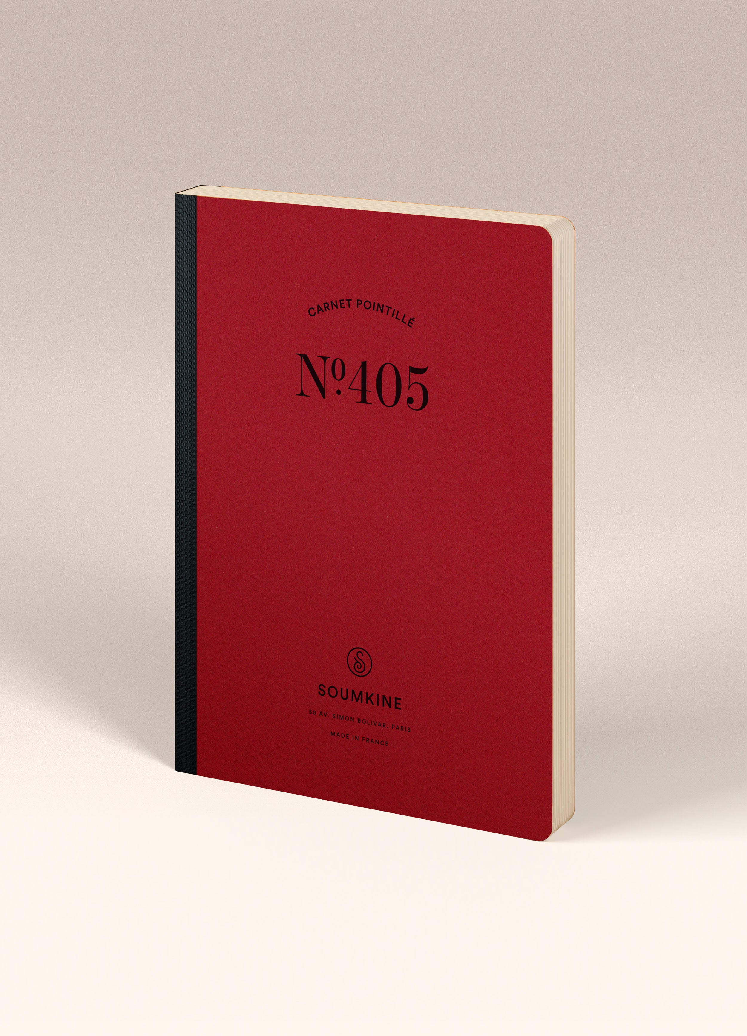N.405 (DOTTED) Notebook. A5 size