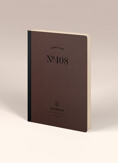 N.408 (RULED) Notebook. A5 size