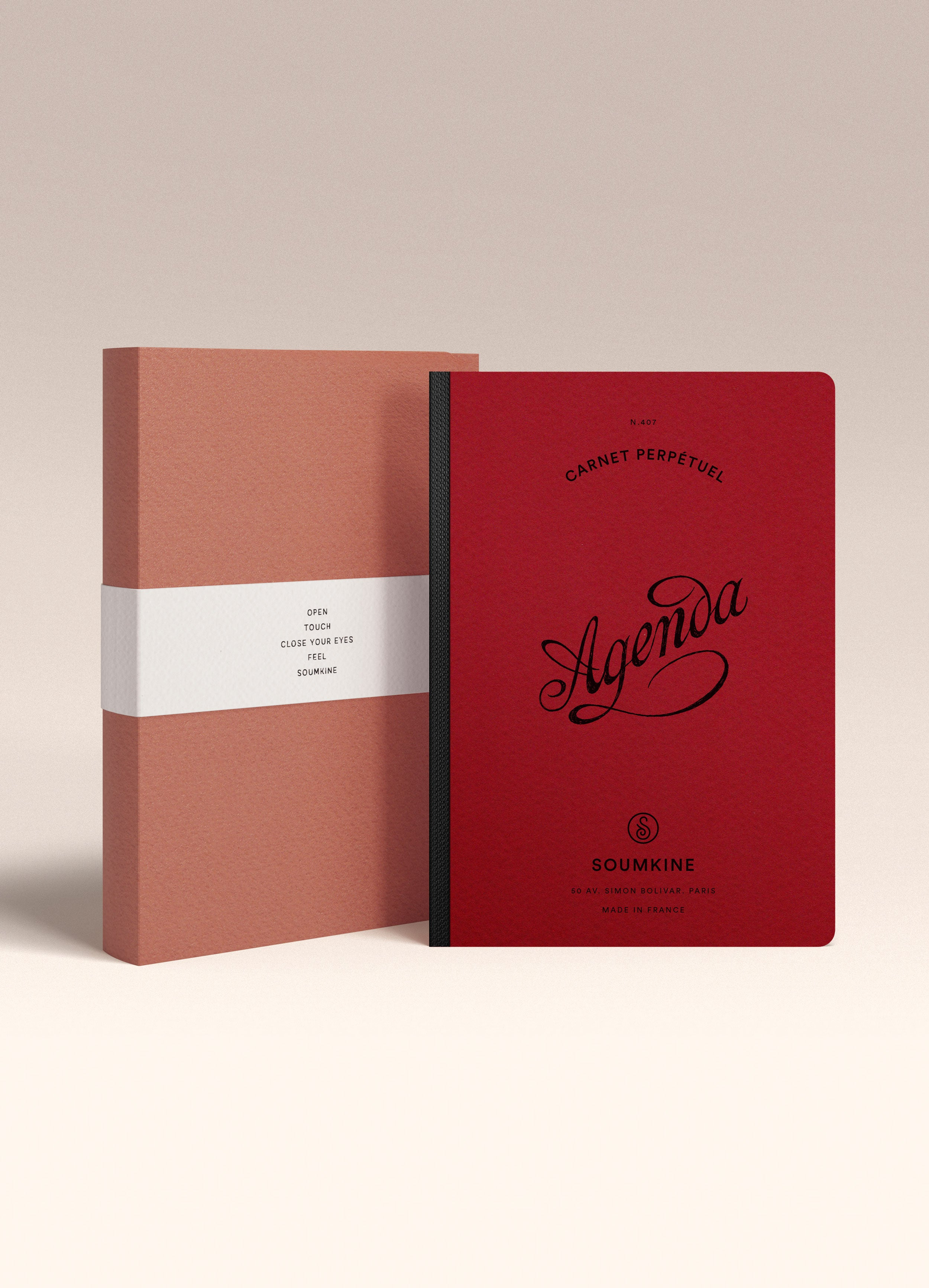 N.407 (Universal Planner). A5 size