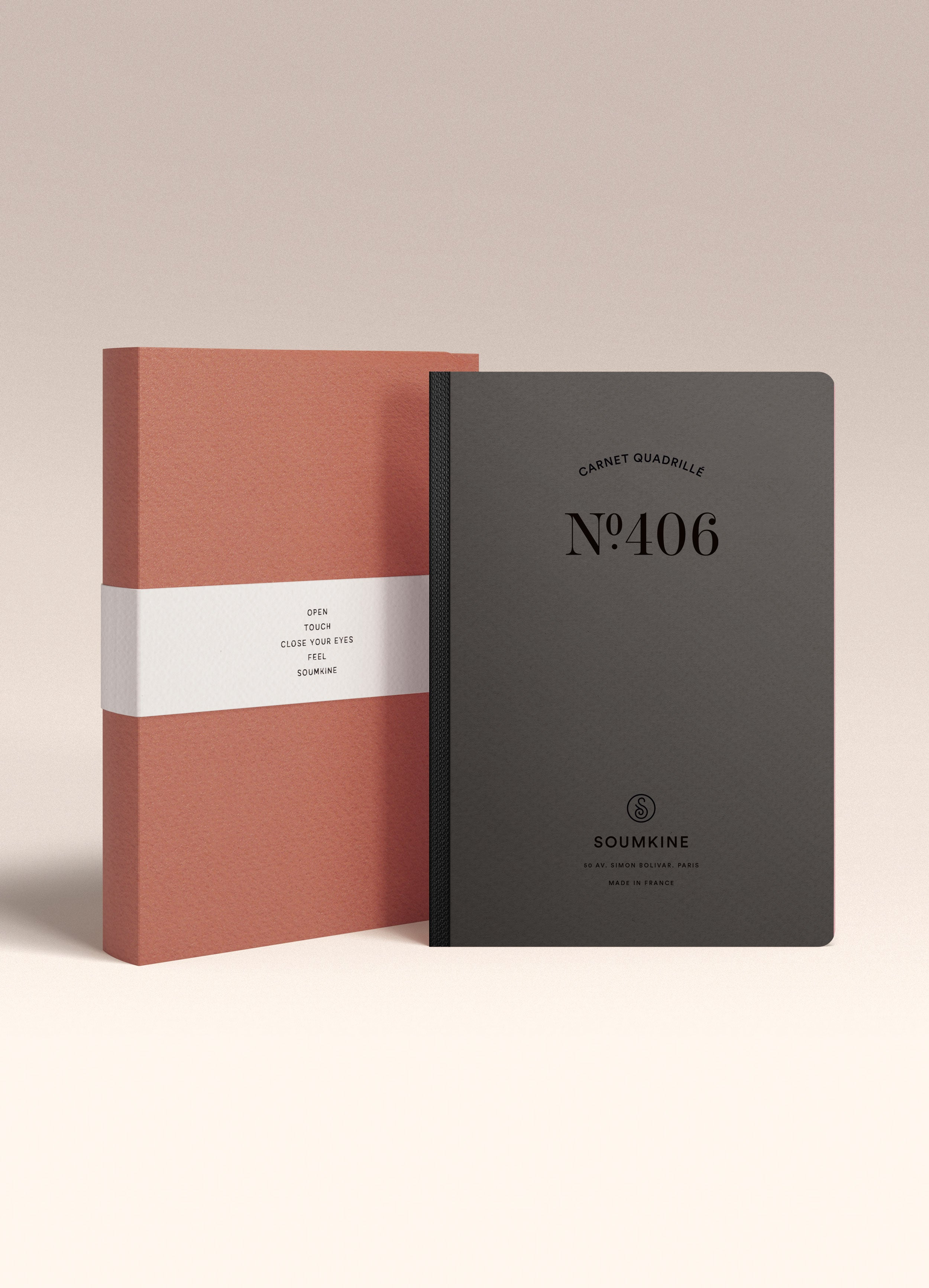 N.406 (GRID) Notebook. A5 size