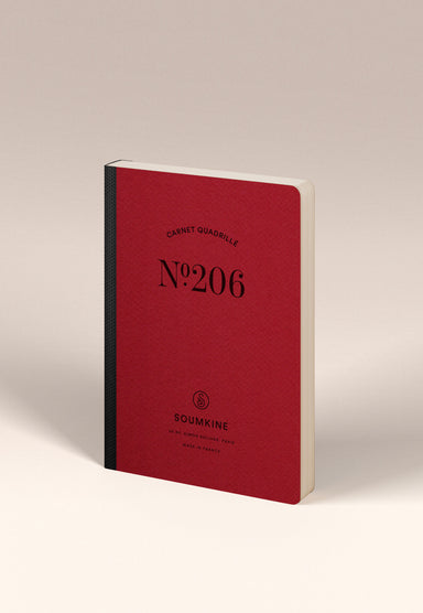 N.206 (GRID) Notebook. B6 size