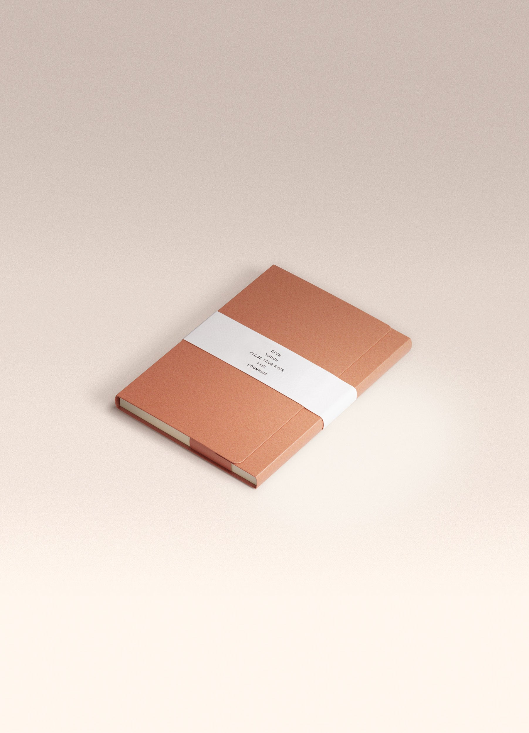 N.204 (PLAIN) Notebook. B6 Size
