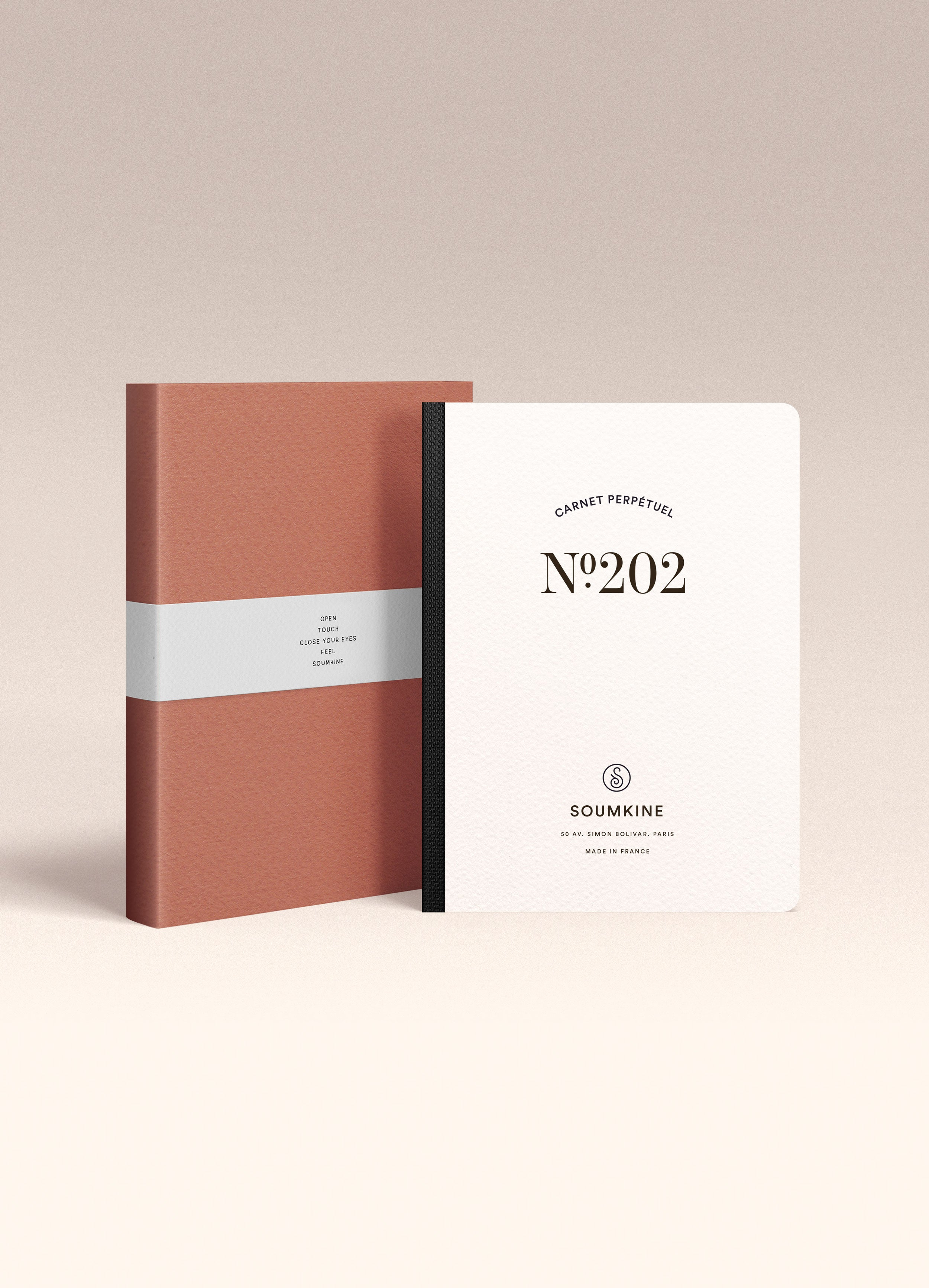 N.202 (Undated Weekly Planner). B6 Size