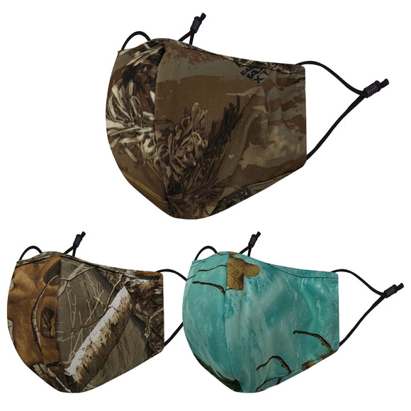 RealTree Reusable Face Mask