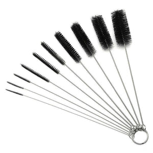 10 Piece Cleaning Brush Set