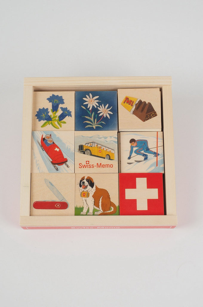 Memory Game Swiss