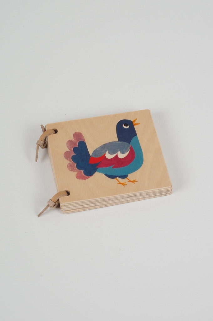 Wooden Booklet Natura