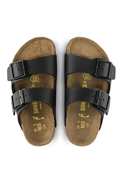 Arizona Kids Birko-Flor Black Birkenstock