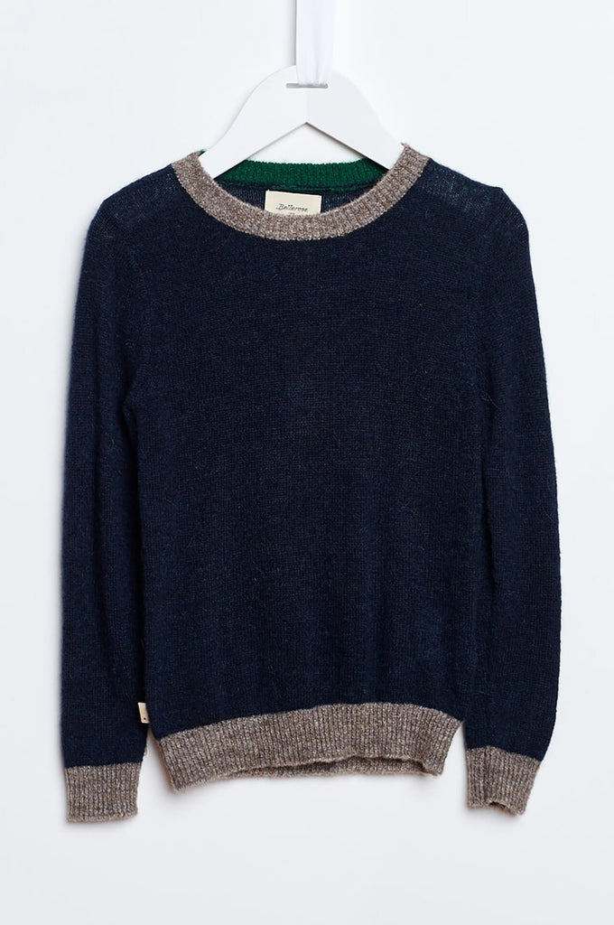 Bellerose Sweater Dimbo Navy