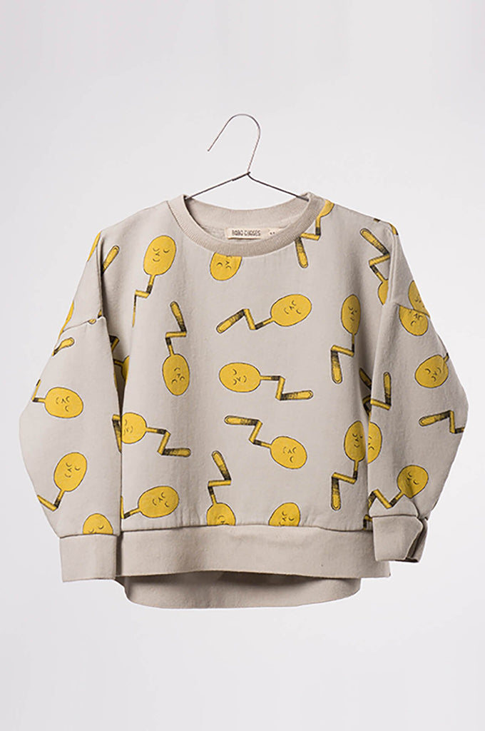 Bobo Choses Spoons Sweatshirt