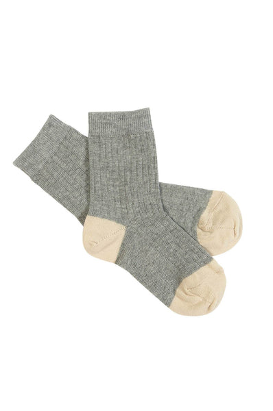 FUB Socks light grey