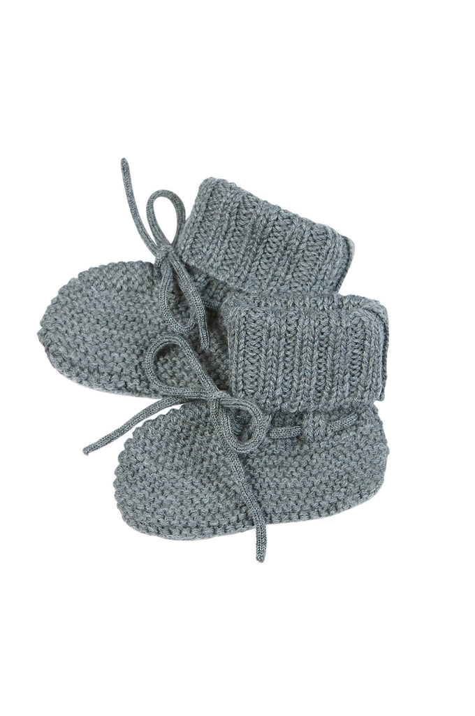 FUB Knitted baby booties