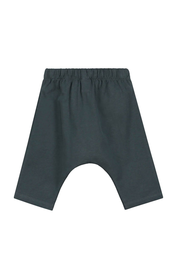 Gray Label Baby Harem Pants Blue Grey
