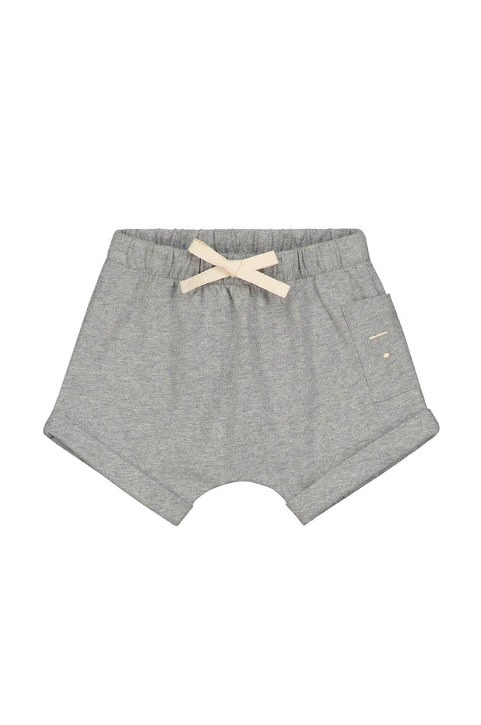 Gray Label Baby Shorts Grey Melange