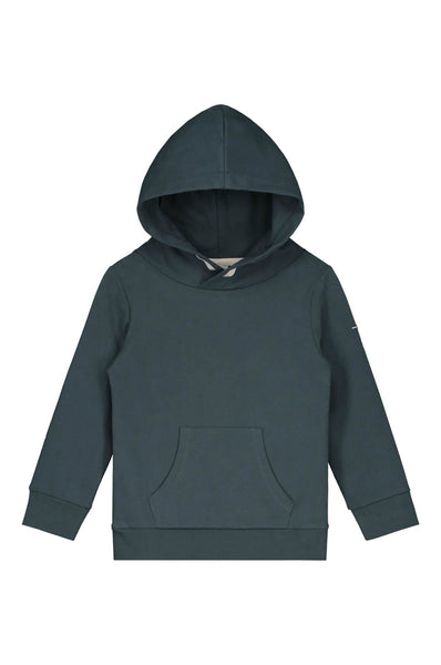 Gray Label Classic Hooded Sweater Blue Grey