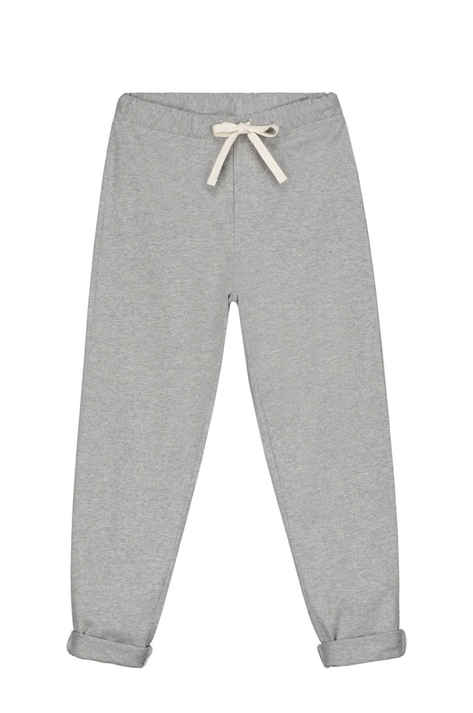 Gray Label Relaxed Jersey Pants Grey Melange