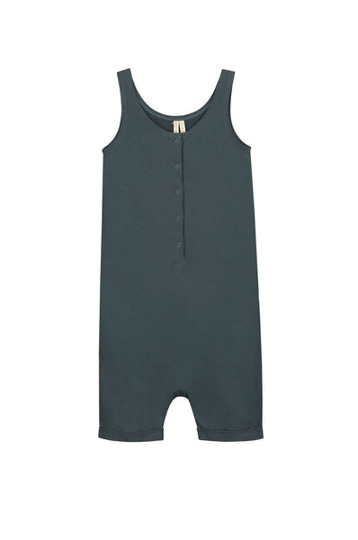 Gray Label Tank Suit Blue Grey