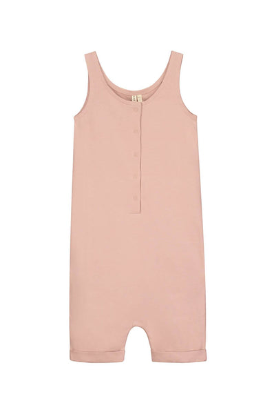 Gray Label Tank Suit Vintage Pink