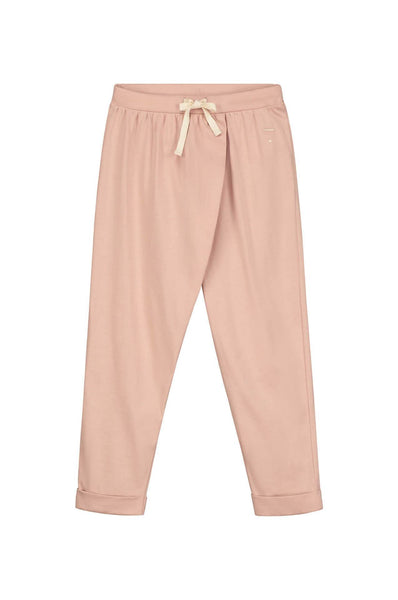 Gray Label Wrap Trousers Vintage Pink