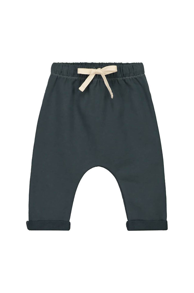Gray Label Baby Pants Blue Grey