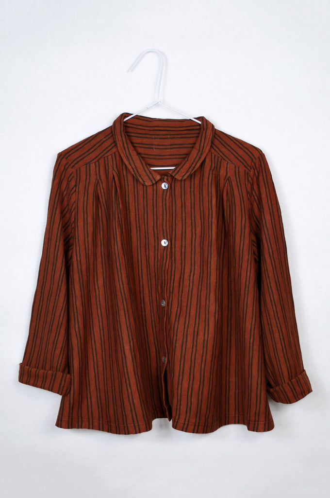 BETI Striped Girl Shirt Erable Le Petit Germain