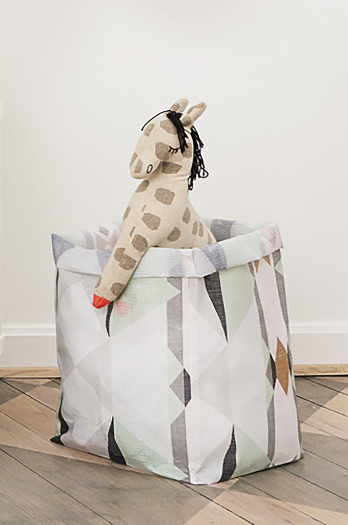 Horse Pippi Cushion