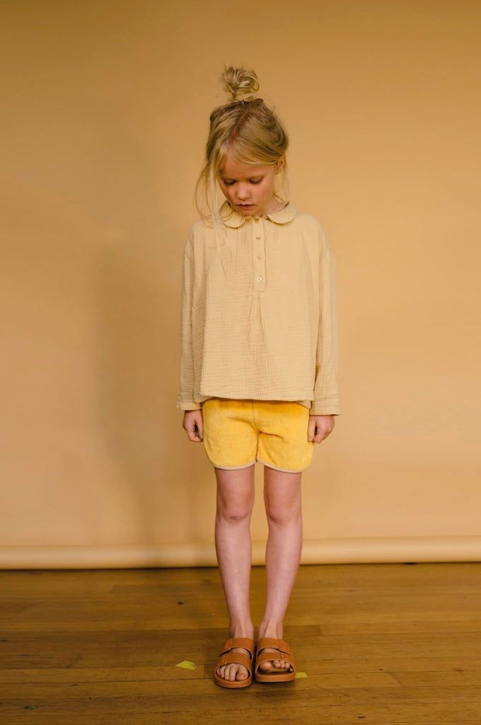 Repose AMS PETER PAN BLOUSE
