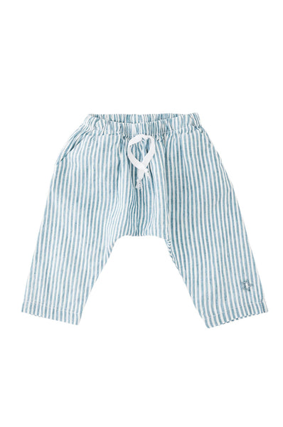 Tocoto Vintage  Striped Baby Pants