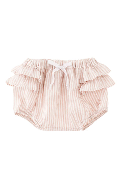 Tocoto Vintage  Striped Culotte
