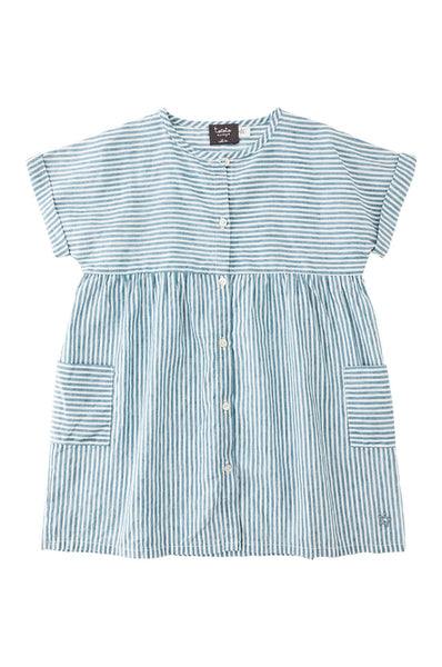 Tocoto Vintage  Striped Dress