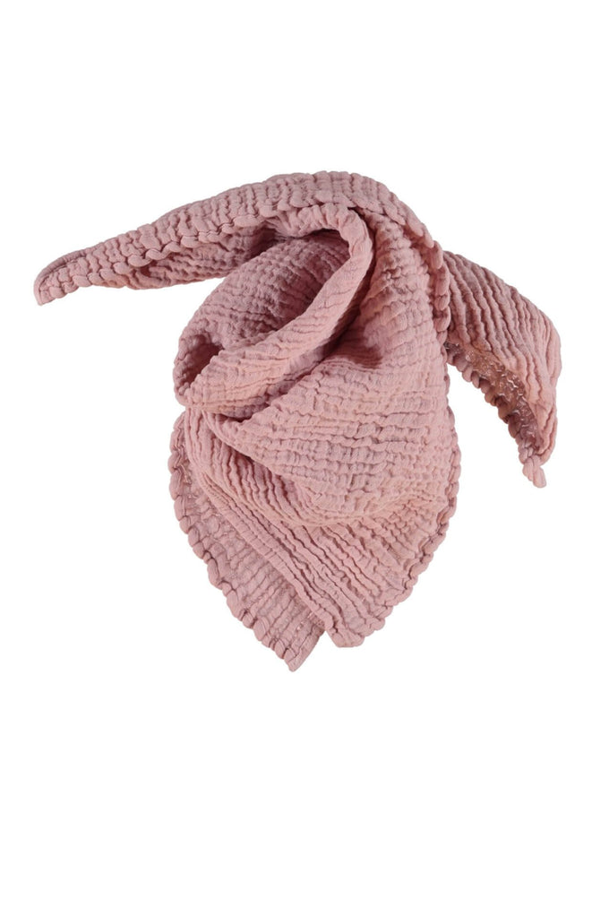 Muslin Scarf Small - Tender Rose Wayda