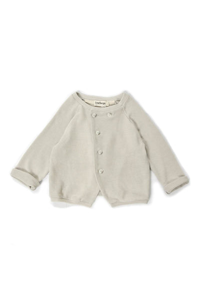 Treehouse Valoni cardigan light grey