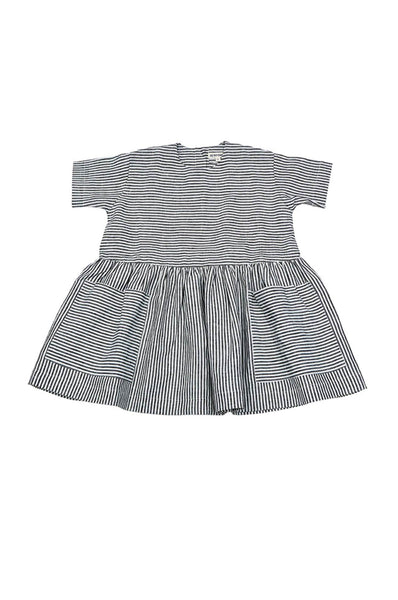 Pocket Dress Stripes