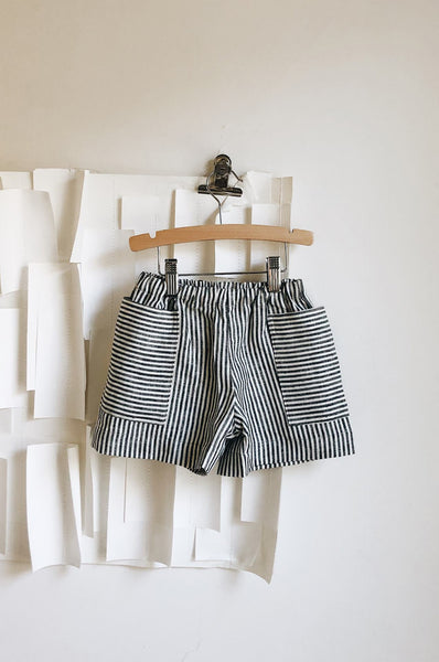 POCKET SHORTS STRIPES